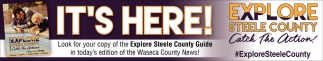 Explore Steele County Catch The Action, Southern Minn Media, Faribault, MN