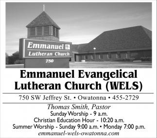 Thomas Smith, Pastor