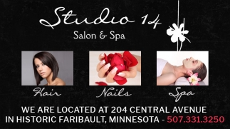 Manicures in Faribault