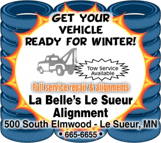 Full service repair & alignments