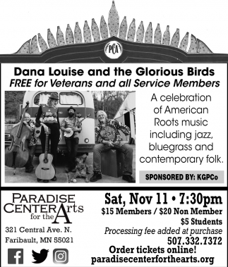 Dana Louise and the Glorious Birds