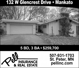 132 W Glencrest Drive - Mankato