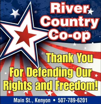 Thank You For Defending Our Rights and Freedom!