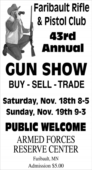 43nd Annual Gun Show
