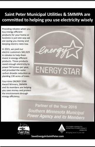 Saint Peter Municipal Utilities & SMMPA