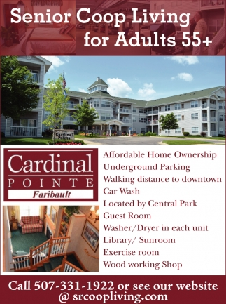 Senior Coop Living for Adults 55+