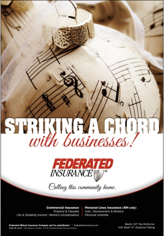 Striking a chord with businesses!