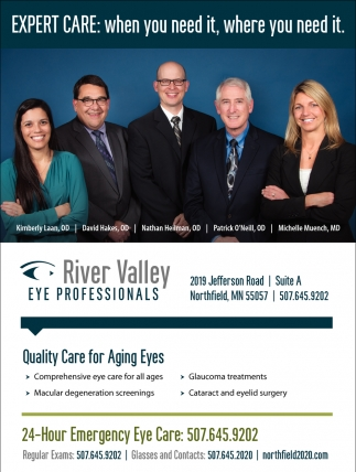 Quality Care for Aging Eyes