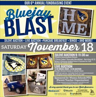 6th Annual Bluejay Blast