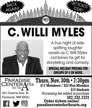 C. Willi Myles