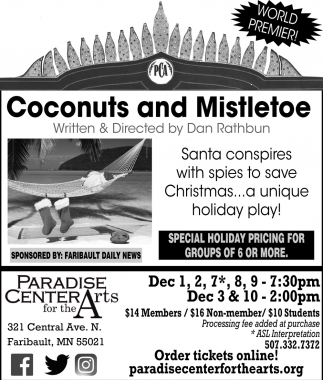 Coconuts and Mistletoe