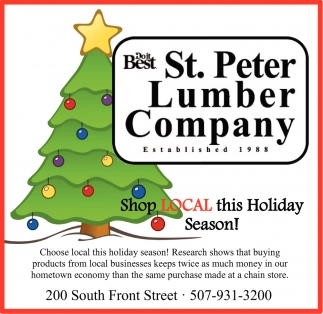 Shop Local this Holiday Season!