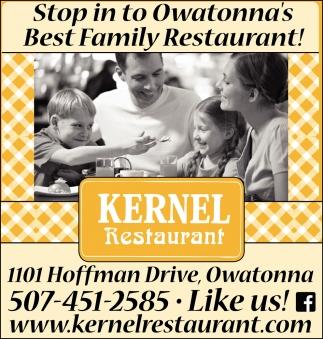 Best Family Restaurant!