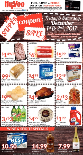 Supper Coupon Sale