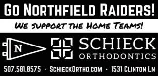 Go Northfield Raiders!