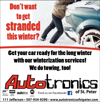 Winterization Services