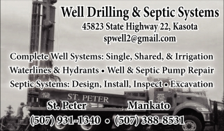 Complete Well Systems