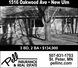 1516 Oakwood Ave, New Ulm