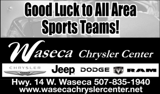 Good Luck to All Area Sports Teams!