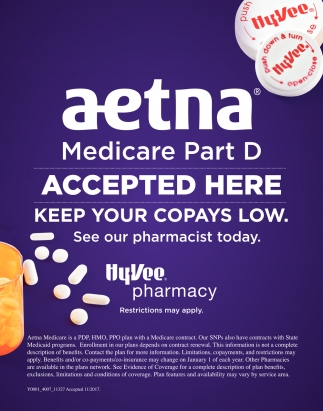 Aetna Medicate Part D