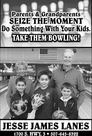 Take Them Bowling!
