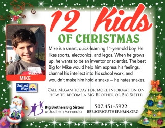 12 Kids of Christmas