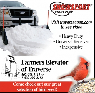Come check out our great selection of bird seed!