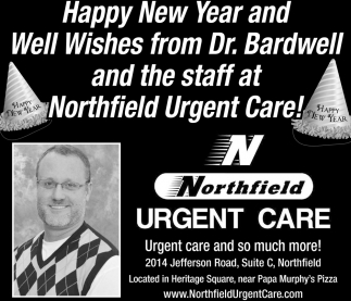 Urgent Care Northfield Mn
