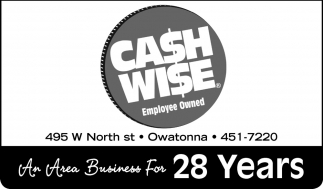 An Area Business For 28 Years