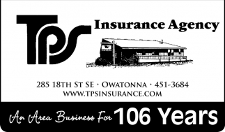 An Area Business For 106 Years