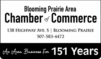 An Area Business For 151 Years