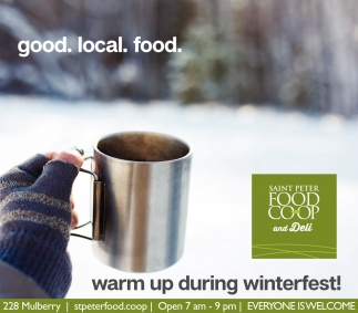 Good, local, food. Winterfest