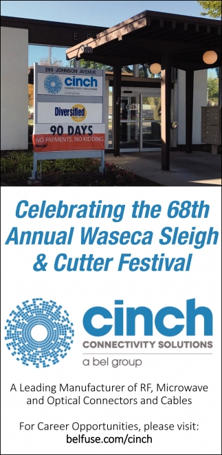 68th Annual Waseca Sleigh & Cutter Festival