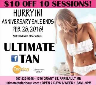 $10 off 10sessions!
