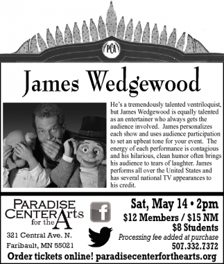 James Wedgewood