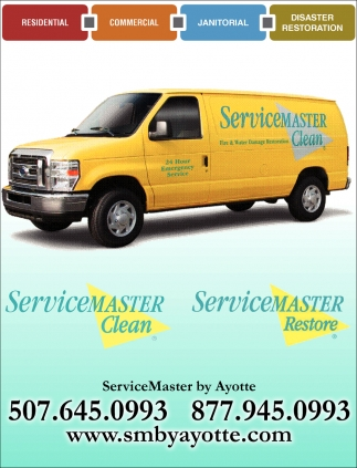 Servicemaster Clean Servicemaster By Ayotte Faribault Mn