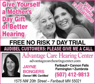 FREE NO RISK 7 DAY TRIAL