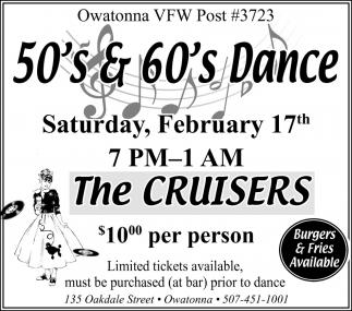 50's & 60's Dance