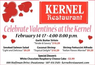 Valentine S Day Kernel Restaurant Owatonna Mn