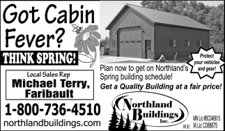 Get a Quality Building at a fair price!, Northland Buildings, Eau Claire, WI