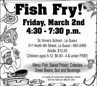 Fish Fry!