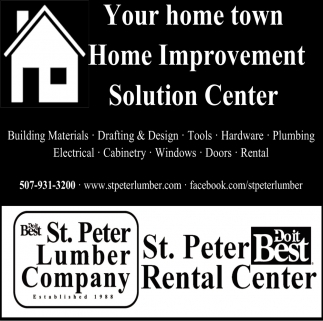Your home town home improvement solution center