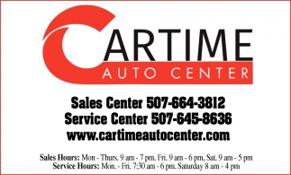 Used Vehicle Sales & Vehicle Repair Center