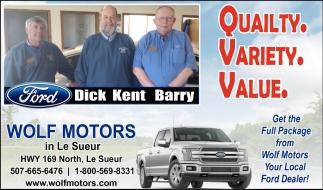 Dick, Kent, Barry