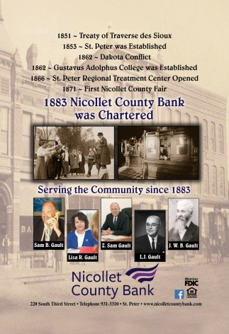 Serving the Community since 1883