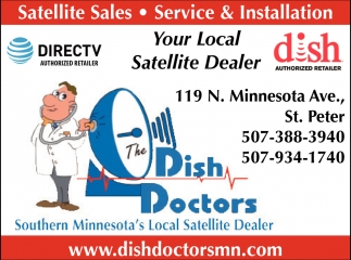 Satellite Sales, Service & Installation
