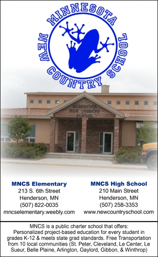 MNCS Elementary / MNCS High School, Minnesota New Country School