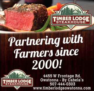 Partnering with Farmers since 200!