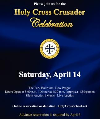 Holy Cross Crusader Celebration