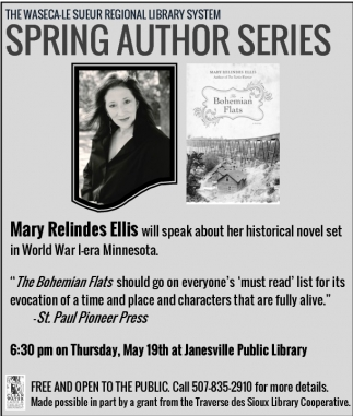 SPRING AUTHOR SERIES